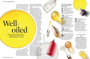 ECM June - Beauty oils