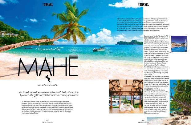 ELLE Seychelles Travel