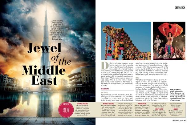 Escapes Dubai 1
