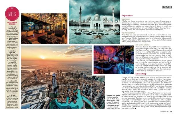 Escapes Dubai 2