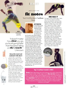 Fit Notes