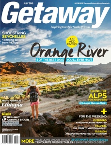 Getaway Cover July 2015
