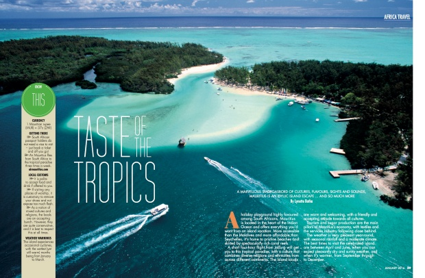 Mauritius Escapes 1