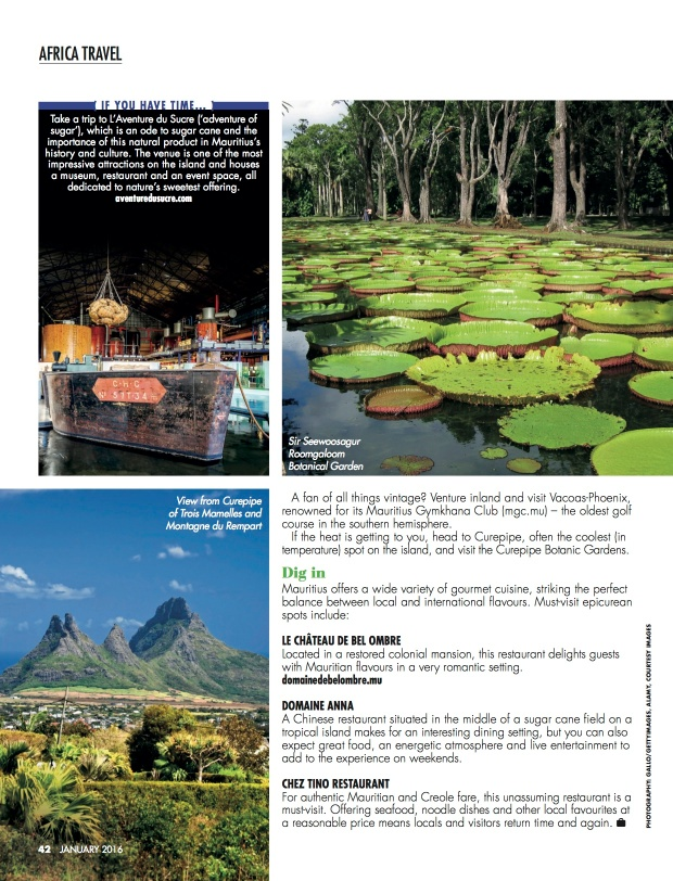Mauritius Escapes 3
