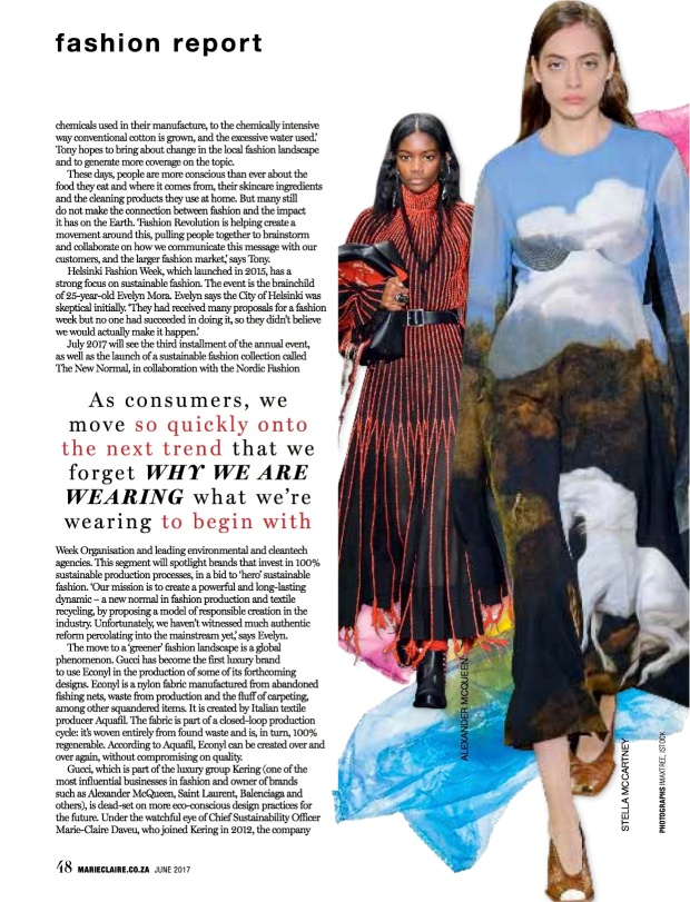 Fashion Report_Marie Claire SA July 3